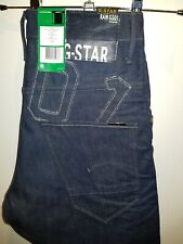 Stylish BNWT jeans G-Star Raw GS01 Embro Arc 3D Loose Tapered W29 L34 rrp £120!