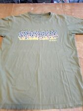 Simms Fishing Products DeYoung Brown Trout Band Tshirt L