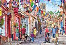 Gibsons Steep Hill Jigsaw Puzzle 250xl Piece