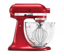 KitchenAid KSM170 300W Stand Mixer - Candy Apple Red