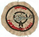 US Military Laotian Lao Laos Vietnam War Expeditionary Airborne Force Patch