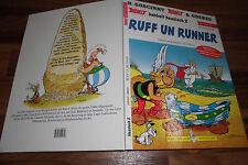 Goscinny/Uderzo -- asterix Ruff onu Runner // lorenés 26 HC/1. edición 1999