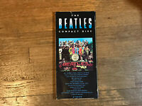 Beatles Longbox CD - Sgt. Pepper's Lonely Hearts Club Band - Capitol 1987