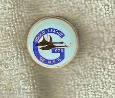 #D150. 1975 NSW GOULD LEAGUE  BADGE
