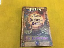 Details Of Beedle The Bard by J.K.Rowling 1st Hardcover 2008