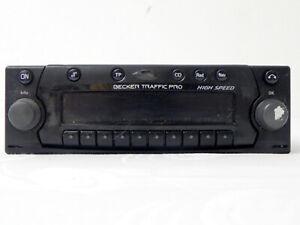 Becker Traffic Pro High Speed BE7824 Autoradio Navigationssystem CD-Radio