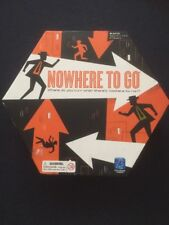 Nowhere To Go Strategy Game for 2 Educational Insights