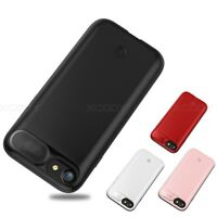 Portable Charger Case External Battery Rechargeable Backup Cover for iPhone 6 7