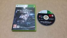 Metal Gear Solid V: Ground Zeroes ( Microsoft Xbox 360 ) European Version PAL