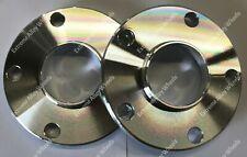 20mm Nero hub centric distanziali bulloni si adatta a ruote BMW VW T5 T6 T28 T30 T32