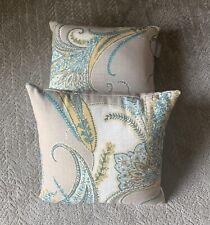 Pair Of 2 Decorative Pillows