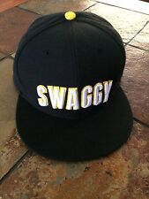 """JUSTIN BIEBER """"SWAGGY"""" BELIEVE TOUR SNAPBACK HAT/CAP"""