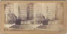 Van Lint Pisa Pise Italie Vintage Stéréo Albumine ca 1865