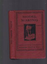 Model Making, incl. Workshop Practice, Design & Construction of Models, Yates
