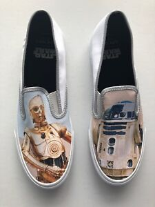 SOLO: sperry star wars shoes Slip On Size 10