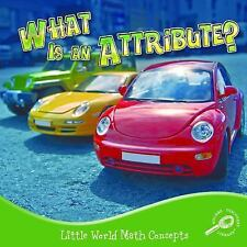 What Is an Attribute? (Little World Math Concepts)