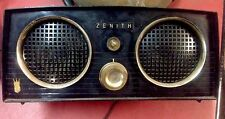 Great Old Zenith Owl Tube Radio