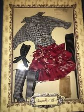 "~CHECKMATE~ELLOWYNE WILDE~16"" Fashion Doll OUTFIT    NRFB"