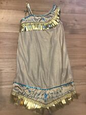 DISNEY STORE RARE POCAHONTAS COSTUME 9-10 YEARS. WORLD BOOK DAY. EXCELLENT COND.