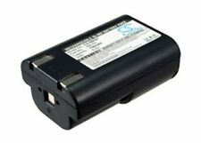 REPLACEMENT BATTERY FOR CANON FS100 CAMCORDER 6V