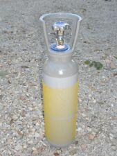 Bombola  CO2  5 lt 4 kg alimentare   e riduttore  gasatura spillatura .