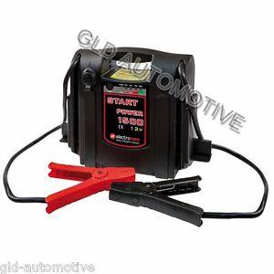 AVVIATORE Booster Start Power 1500 per Veicoli Motore a Benzina - ELECTROMEM