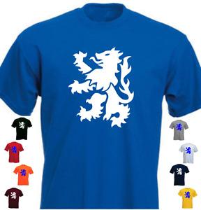 SCOTLAND RAMPANT LION New Gift Present T-shirt