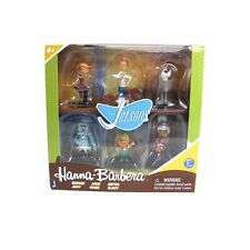 "Hanna-Barbera The Jetstones 6 Figure Collector Pack (1.5""-2"") - #71031 NEW"
