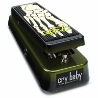 Kirk Hammett Dunlop Cry Baby crybaby Signature Wah Guitar Effects Pedal kh95