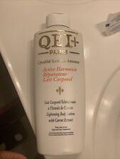 Qei+ Paris Active Harmonie Multi Vitamin Toning Body Lotion With Carrot Oil