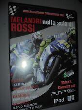 DVD UFFICIALE MELANDRI NELLA SCIA DI ROSSI MOTO GP 2005 MOTOMONDIALE