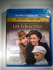 Life Is Beautiful (Blu-ray Disc, 2011) Oop