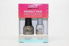 31171 - Orly Gel FX .3oz + Nail Lacquer .6oz Combo - Halo