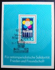 DDR Mi.-Nr. Block 38 gest.