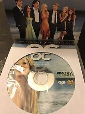 The OC - Season 3, Disc 2 REPLACEMENT DISC (not full season)