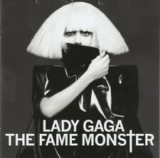 Lady Gaga - The fame monster - CD -