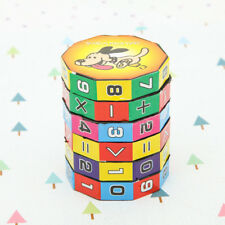 6-Layer Puzzling Playing Magic Cube Children Education Learning Math Kids Toy