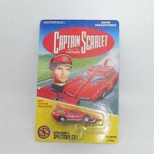 Captain Scarlet Spectrum Patrol Car Vivid Imaginations Mint on Card