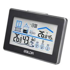 LCD Wireless Indoor Outdoor Thermometer Hygrometer Temperature Humidity B2R1