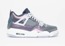 2019 Nike Air Jordan 4 Retro SE GS SZ 6Y Monsoon Blue Armory IV OG BQ9043-400