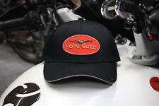 """Moto Guzzi """"Patch"""" Cap/Hat... BLACK/Khaki  CP85"""