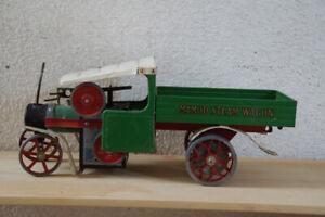 ältere Dampfmaschine Mamod SW 1  - Mamod Steam Wagon