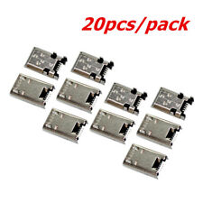20PC Micro USB Charging Port Charger Jack SOCKET For ASUS MEMO PAD HD 7 ME175KG