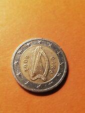Moneta da 2 euro  IRLANDA  2009 EIRE RARA DA COLLEZIONE CIRCOLATA