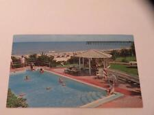 Vintage Postcard The Driftwood Myrtle Beach Sc Posted 1963