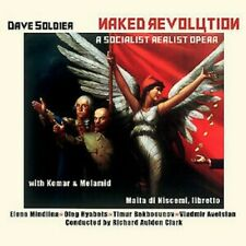 Soldier: Naked Revolution--A Socialist Realist Opera Drawn from Immigrant Dreams