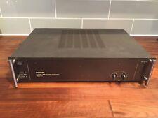 Rotel RB-1000 Estéreo Amplificador AMP 2 canal de alimentación de CC (error de modo de protección)