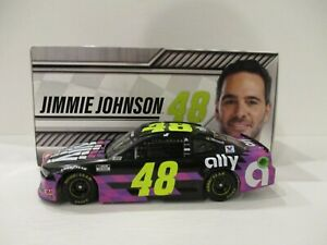JIMMIE JOHNSON  .. signed 2020 .. ALLY  .. 1/24 CAR
