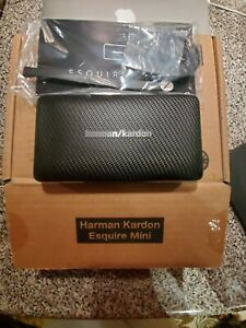 Harman Kardon Esquire Mini 8-hour Playtime Speaker Black (Certified Refurbished)