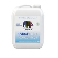 CAPAROL Sylitol NQG Konzentrat Tiefengrund Fassadenfarbe Grundierung 10 L